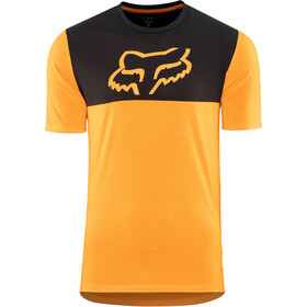Fox Ranger Dri-Release Maillot manches courtes Homme, atomic orange
